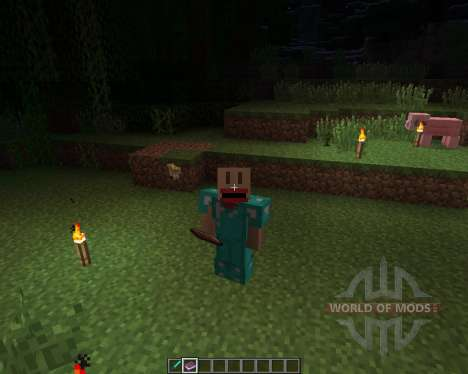 Familiars [1.6.2] para Minecraft