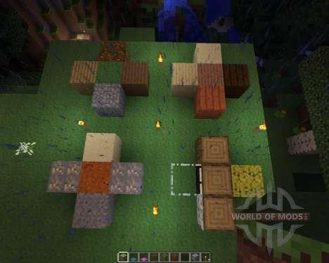 Popcraft [16x][1.7.2] para Minecraft