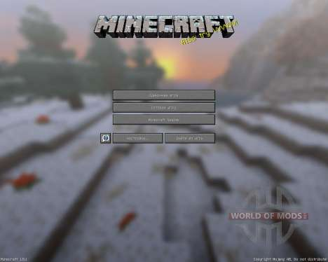 Lithos:Navidad Add-on [32х][1.8.1] para Minecraft