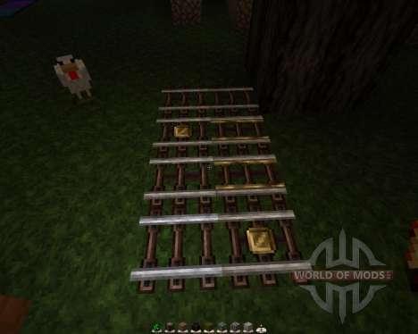 Crafteryada [32x][1.8.1] para Minecraft
