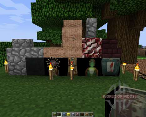 Black ops zombies texture pack [64x][1.7.2] para Minecraft