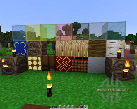 Authentic Chinese RPG Pack [16x][1.7.2] para Minecraft