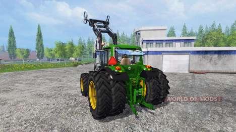 John Deere 6630 Premium FL para Farming Simulator 2015