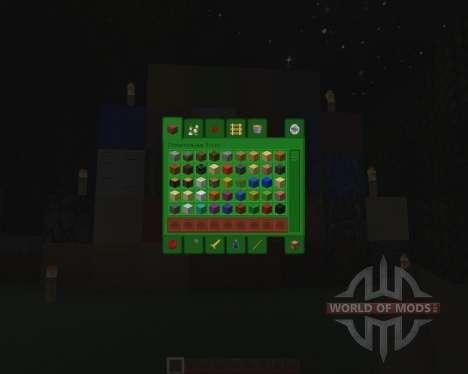 Biophelia [128x][1.7.10] para Minecraft