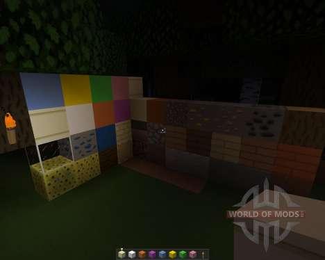 Porkchop Media [128x][1.8.1] para Minecraft