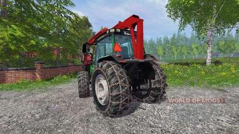 Valtra Valmet 6600 forest para Farming Simulator 2015