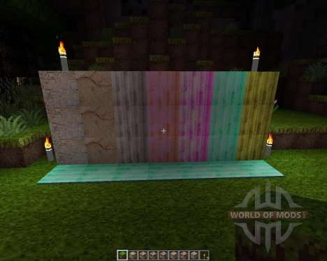 Deluxe and Modern Texture Pack [32x][1.7.2] para Minecraft