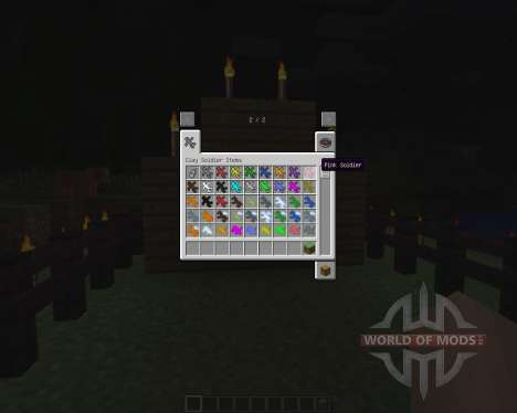 Clay Soldiers [1.6.2] para Minecraft