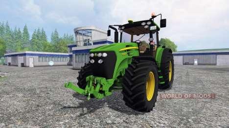 John Deere 7930 full v2.0 para Farming Simulator 2015