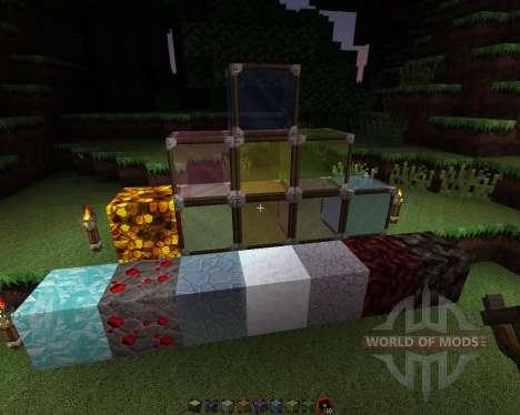 GrungeBDcraft [128x][1.7.2] para Minecraft