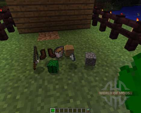 Magic Clover [1.6.2] para Minecraft