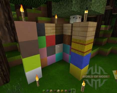 VerySimple [32x][1.7.2] para Minecraft