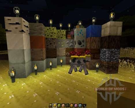 Sunny Jolicraft [16x][1.7.2] para Minecraft