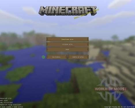 MinePixels [32x][1.7.2] para Minecraft