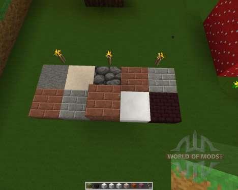 Pow Craft [32x][1.7.2] para Minecraft