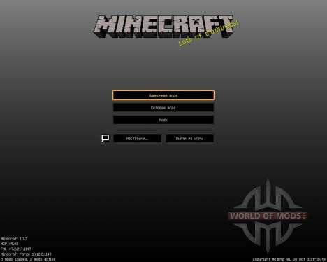 1001 Spikes Texture Pack [16x][1.7.2] para Minecraft