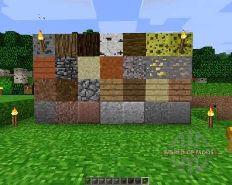 BetaBox Pack [16x][1.8.1] para Minecraft