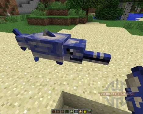 LotsOMobs [1.7.2] para Minecraft