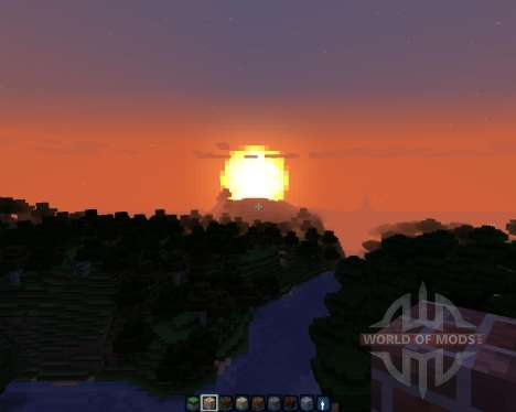 Misoya resourcepack [16х][1.8.1] para Minecraft