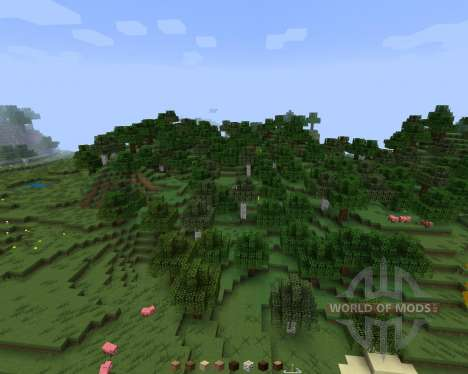 Only Time Will Tell [32x][1.8.1] para Minecraft