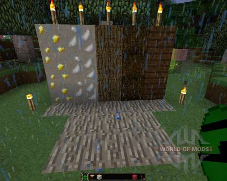 The M-Pack [32x][1.7.2] para Minecraft