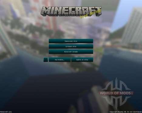 El Suiters [16х][1.8.1] para Minecraft