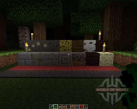 Adept [128x][1.7.2] para Minecraft