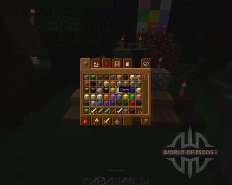 BudPack [16x][1.7.2] para Minecraft
