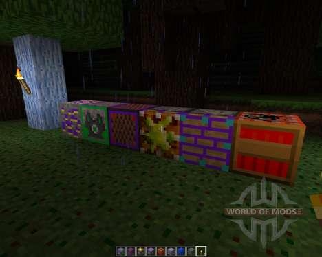 Seus [16x][1.7.2] para Minecraft