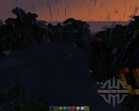 Glori in Darkness [16x][1.7.2] para Minecraft