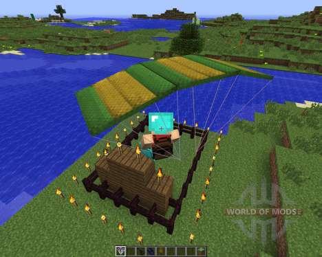 Parachute [1.6.2] para Minecraft
