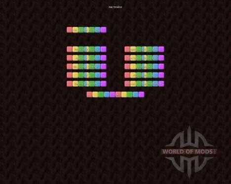 Sugarpack [32x][1.8.1] para Minecraft