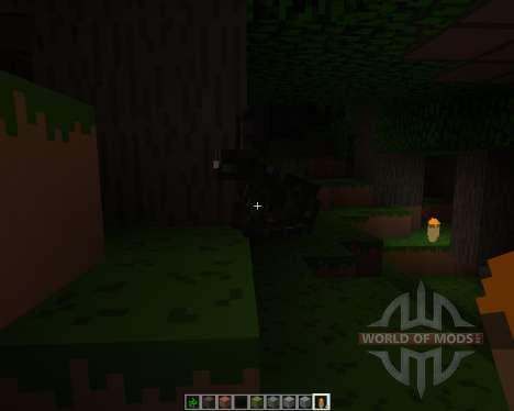 MistyCraft [16х][1.8.1] para Minecraft