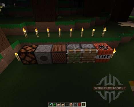 Unique Pack [32x][1.7.2] para Minecraft
