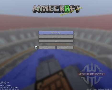 Six Gig [64x][1.7.2] para Minecraft