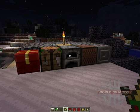Christmas Pack [16x][1.7.2] para Minecraft