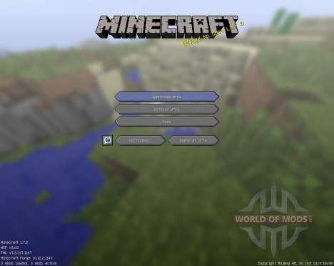 TechnoGoldPackage [16x][1.7.2] para Minecraft