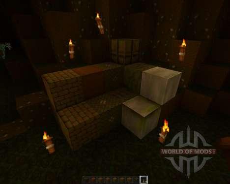Keeper Craft [32x][1.7.2] para Minecraft