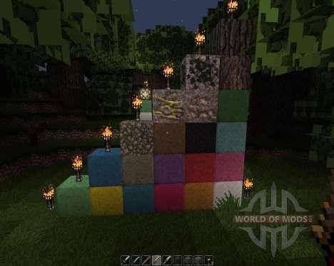 Compatible Conquista [32х][1.8.1] para Minecraft
