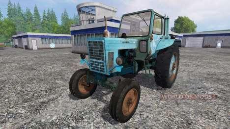 MTZ-80 para Farming Simulator 2015