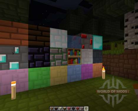 Crunchie Halloween [64x][1.7.2] para Minecraft