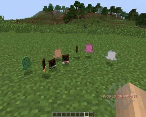 The Ice Cream Sandwich Creeper [1.7.2] para Minecraft