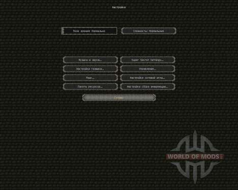 Ovos Rustic [64x][1.7.2] para Minecraft