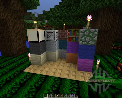 Contra Resource Pack [16x][1.7.2] para Minecraft