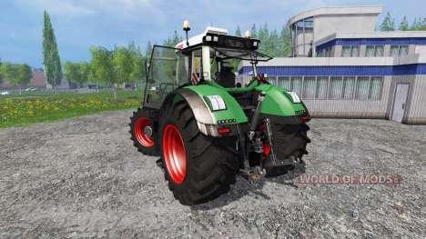 Fendt 1050 Vario [edit] para Farming Simulator 2015