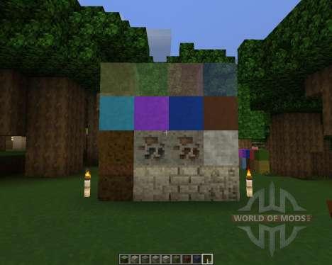 RuneScape Texture [16x][1.8.1] para Minecraft