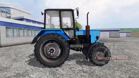 MTZ-82.1 Bielorruso v2.0 para Farming Simulator 2015
