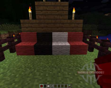 MrCrayfishs Furniture [1.6.2] para Minecraft
