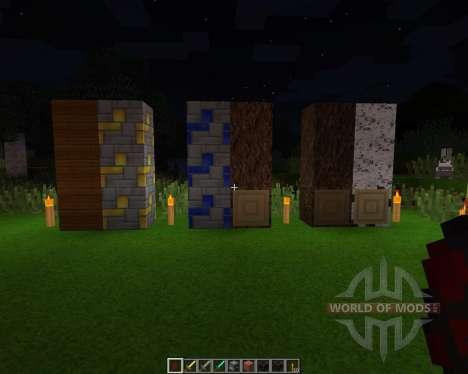 Serinity HD [64х][1.8.1] para Minecraft