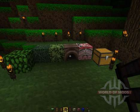 Iron Horse [64x][1.7.2] para Minecraft